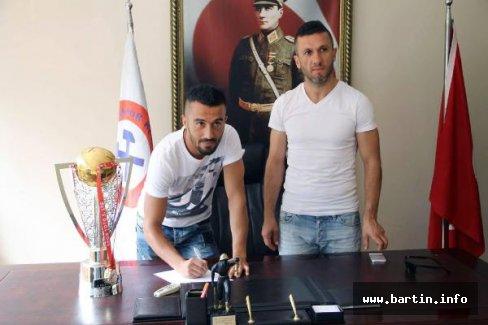 Zonguldak Kömürspor'da 5 imza