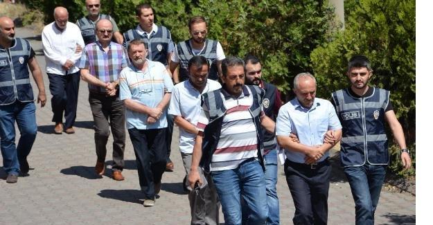 5 işadamı gözaltına alındı