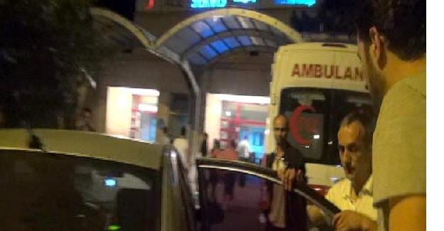 Ambulans şoförüne uyuşturucu gözaltısı