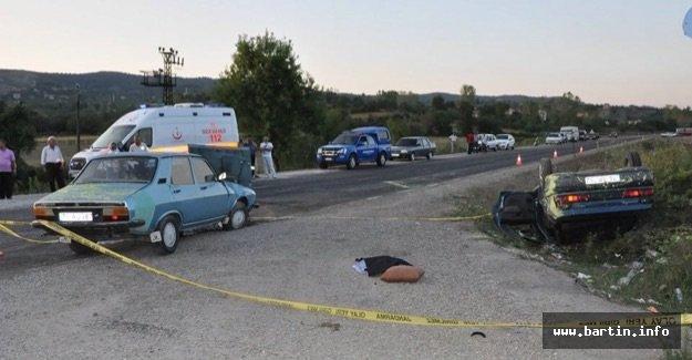 Bartın'da 2015 Bilançosu: 20 ölü, 906 yaralı