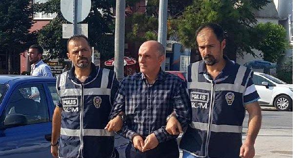 Eski Vali Özçimen tutuklandı