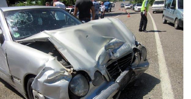 Feci Kaza: 5 Yaralı