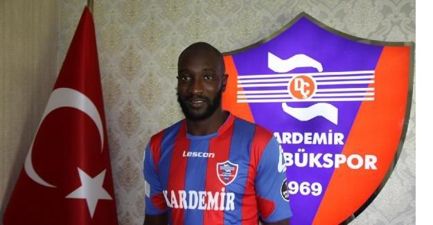 Karabükspor, Yatabare ile sözleşme imzaladı