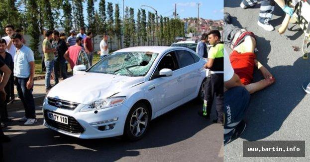 Kazada kolu ve bacağı kopan genç öldü