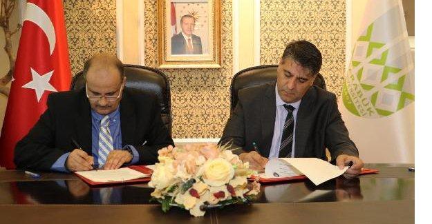 KBÜ ile Hashemite Üniversitesi arasında iş birliği
