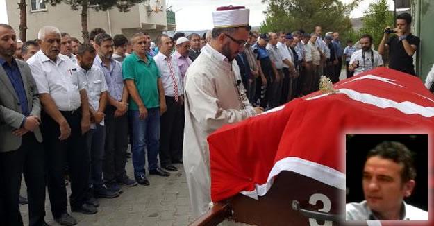 Komiserin Cenazesinde Dikkat Çeken Ayrıntı