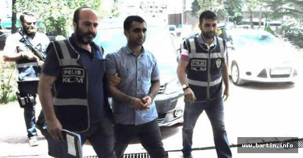Ulus Kaymakamı Tutuklandı