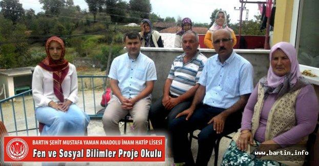 15 Temmuz Şehidinin Ailesine Anlamlı Ziyaret