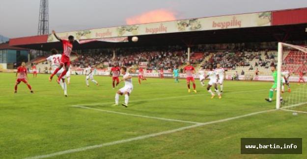 Boluspor-Sivasspor: 4-1