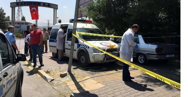 Dayısının eşini kaçıran genci tabanca ile yaraladı