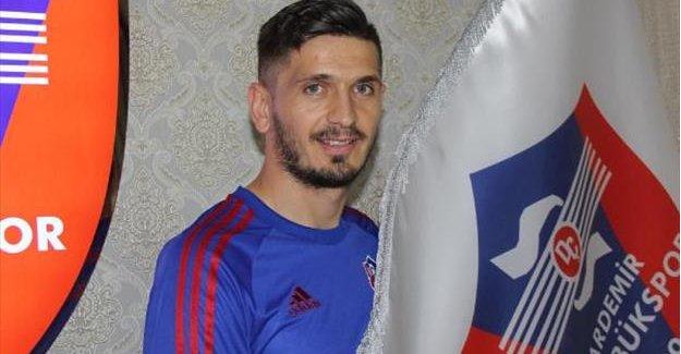 Ermin Zec Kardemir Karabükspor'da