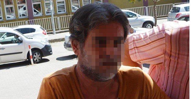 Eşinin eski sevgilisini döven kocaya tutuklama