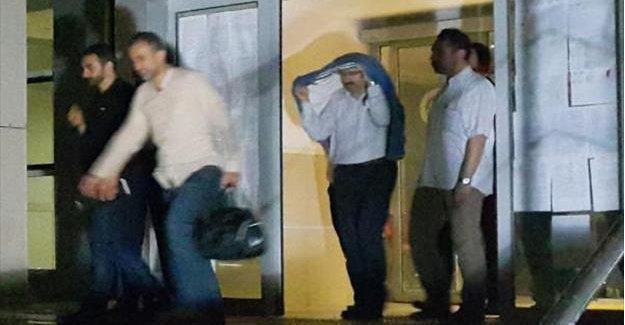 FETÖ soruşturmasında 8 tutuklama