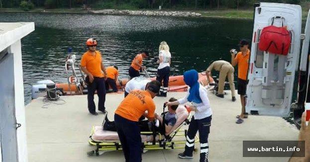 Gemide Kalp Krizi Geçiren Görevli İçin Seferberlik