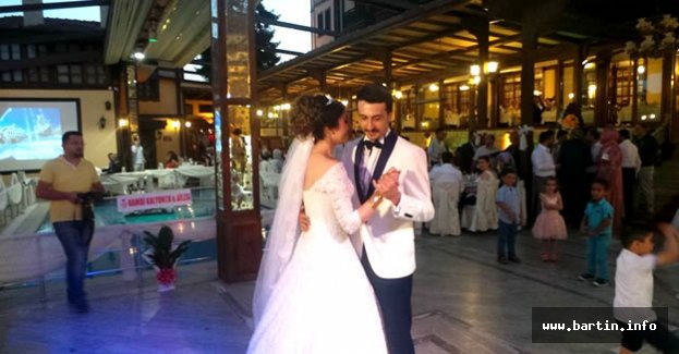 Nikah Bartın'da, Düğün Safranbolu'da