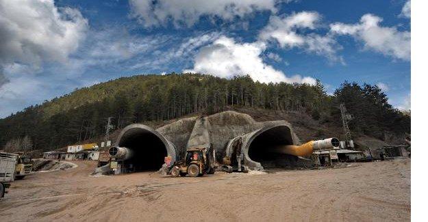 O Tünelin adı 15 Temmuz Kurtuluş Tüneli olacak