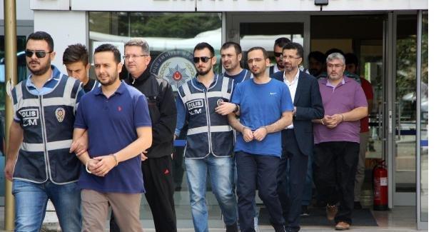 Valinin özel kalem müdürü tutuklandı
