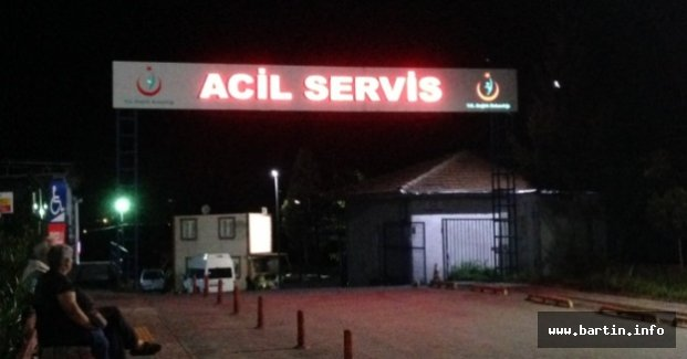 Acil Servis'te Acemi Kasap Alarmı
