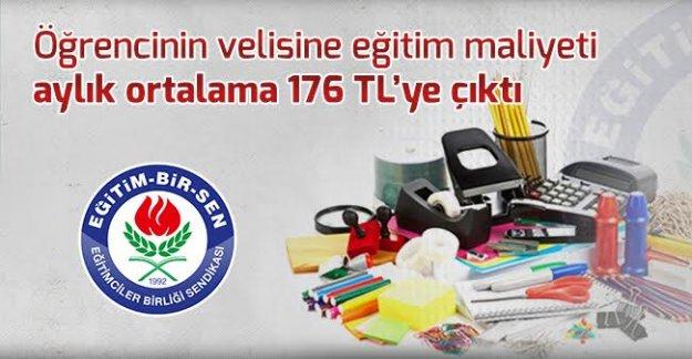 Akça: Devlet 176 TL Eğitim Yardımı Yapmalı