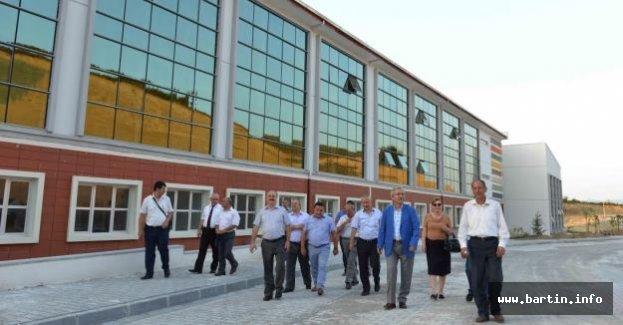 Bartın Üniversitesi Yeni Kampüse Taşınıyor