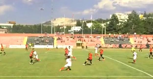 Bartınspor Kupaya Veda Etti: 4-1