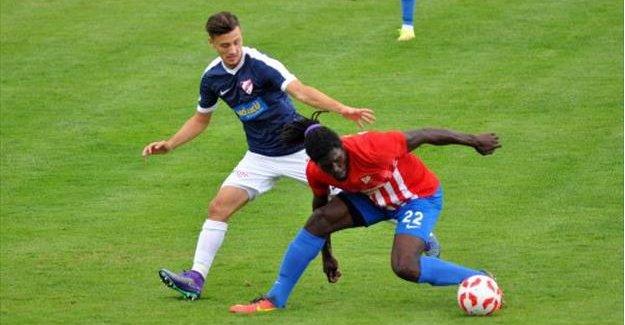 Boluspor-Nevşehirspor Gençlik: 4-0