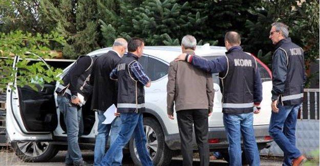 FETÖ soruşturmasında 5 işadamına gözaltı