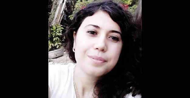 Genç Kadın 3 katlı binanın çatısından ölüme atladı