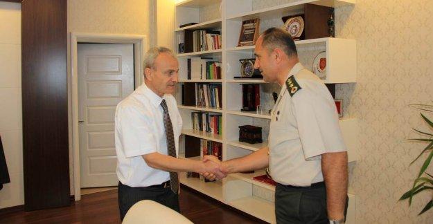İl Jandarma Alay Komutanı Göreve Başladı