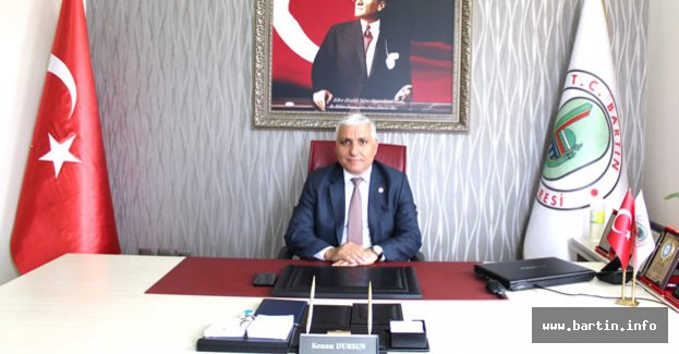 Meclis Başkanı Dursun'dan Bayram Mesajı
