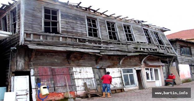 Metruk Bina Böyle Yıkıldı - VİDEO