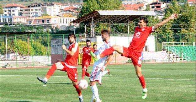 Zonguldak Kömürspor-Pendikspor: 1-1