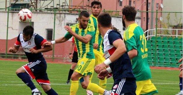 Zonguldak Kömürspor-Şanlıurfaspor: 1-2