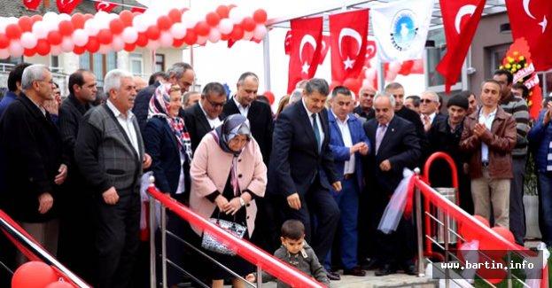 140.Yıl Parkı Görkemli Törenle Açıldı