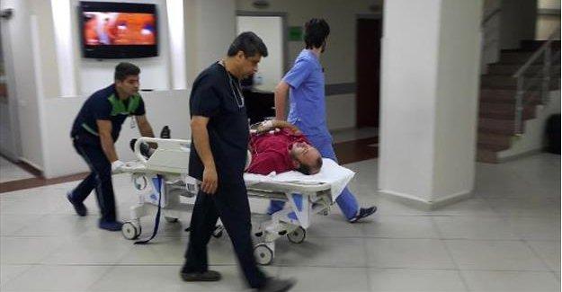 2 grup arasında silahlı kavga: 2 yaralı