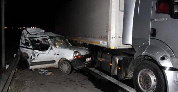 3 kişinin öldüğü kazada TIR sürücüsüne 5 yıl 10 ay hapis