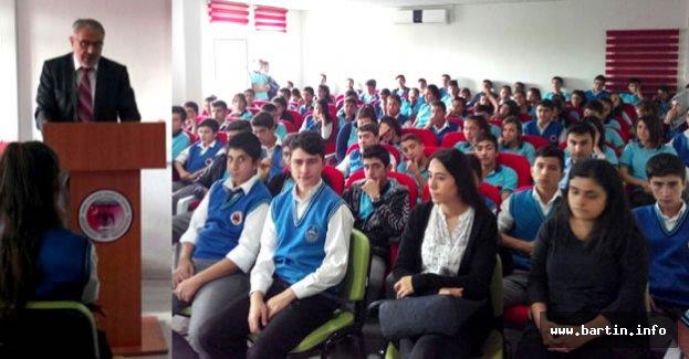 Akalın'dan Ülke Çapında Bağımlılık Konferansları