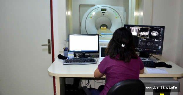 Bartın'da Yeni Nesil 3D Tomografi