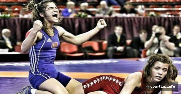 Bartın Üniversitesi Öğrencisi Dünya Şampiyonu Oldu
