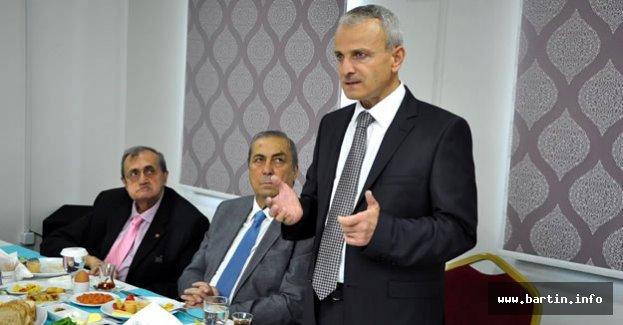 Bartın Valisi: FETÖ üyeliğinin en ciddi kanıtı ByLock