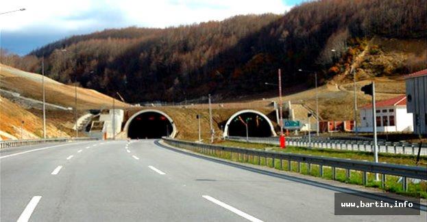 Bolu Dağı Tüneli'nin İstanbul yönü 14 gün kapanıyor