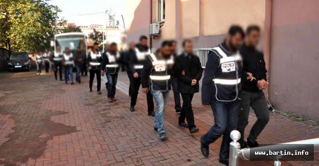 ByLock Operasyonunda 20 Polis Adliyede, 10'u Serbest