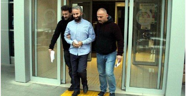 FETÖ'nün esnaf imamı tutuklandı