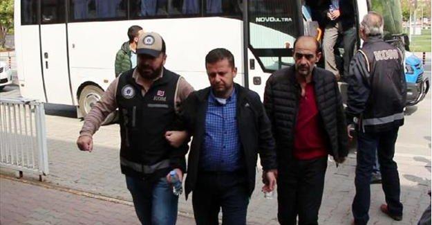 FETÖ soruşturmasında 10 tutuklama