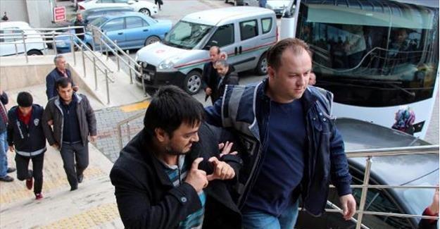 FETÖ soruşturmasında 9 tutuklama