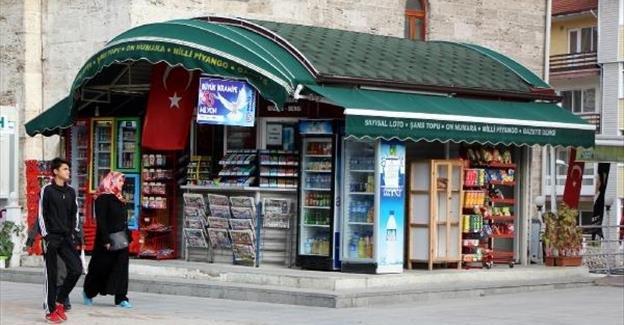 Mülkiyeti belediyeye ait büfelerde içki satışı yasaklandı