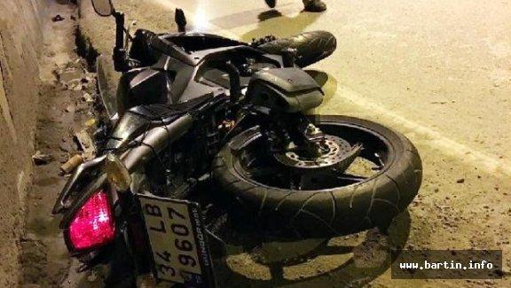 Tünelde kaza: 1 ölü, 1 yaralı