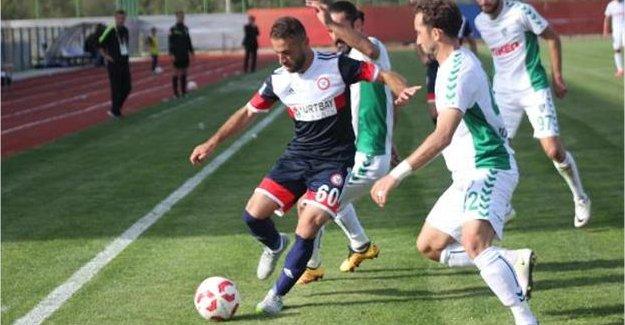 Zonguldak Kömürspor-Konya Anadolu Selçukspor: 2-0