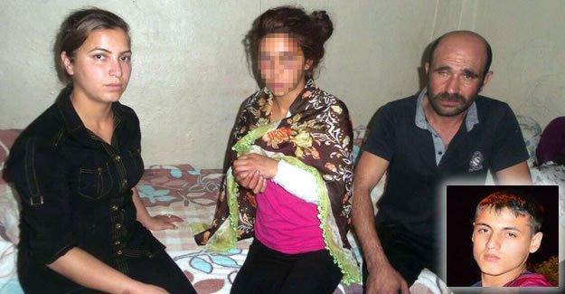 13 yaşındaki kızını kaçırmak isteyen genci öldürdü