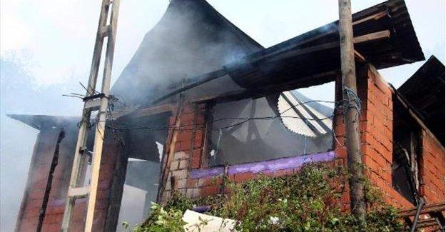 3 yılda 2'nci kez evleri yandı